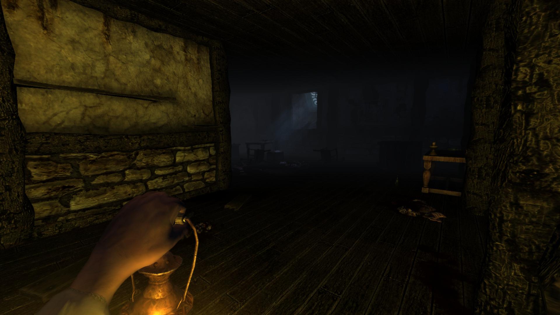 Самые лучшие хоррор игры - Amnesia: The Dark Descent
