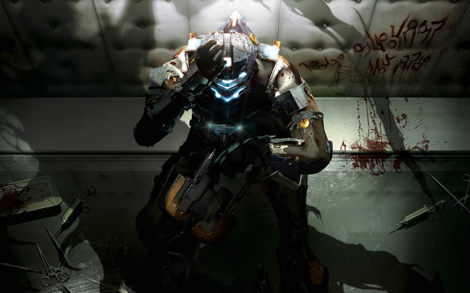 Самые лучшие хоррор игры - Dead Space 2