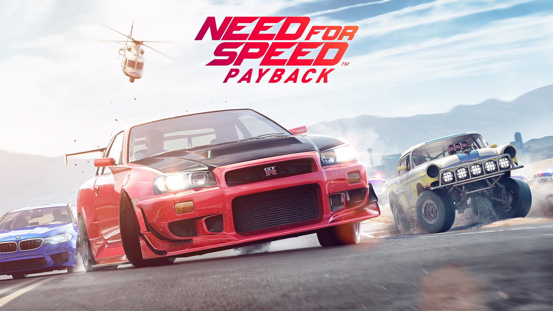 Обзор на Need For Speed: Payback | Скачать торрент
