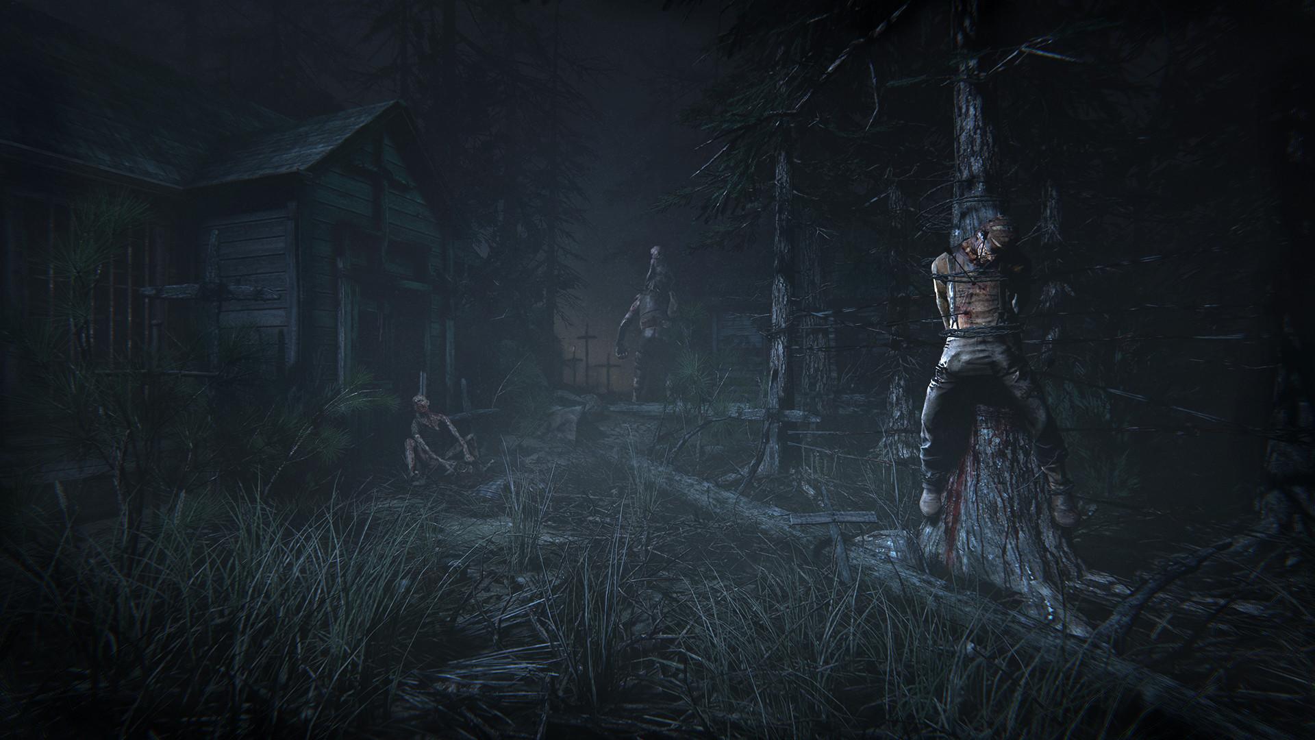 Самые лучшие хоррор игры - Outlast 2