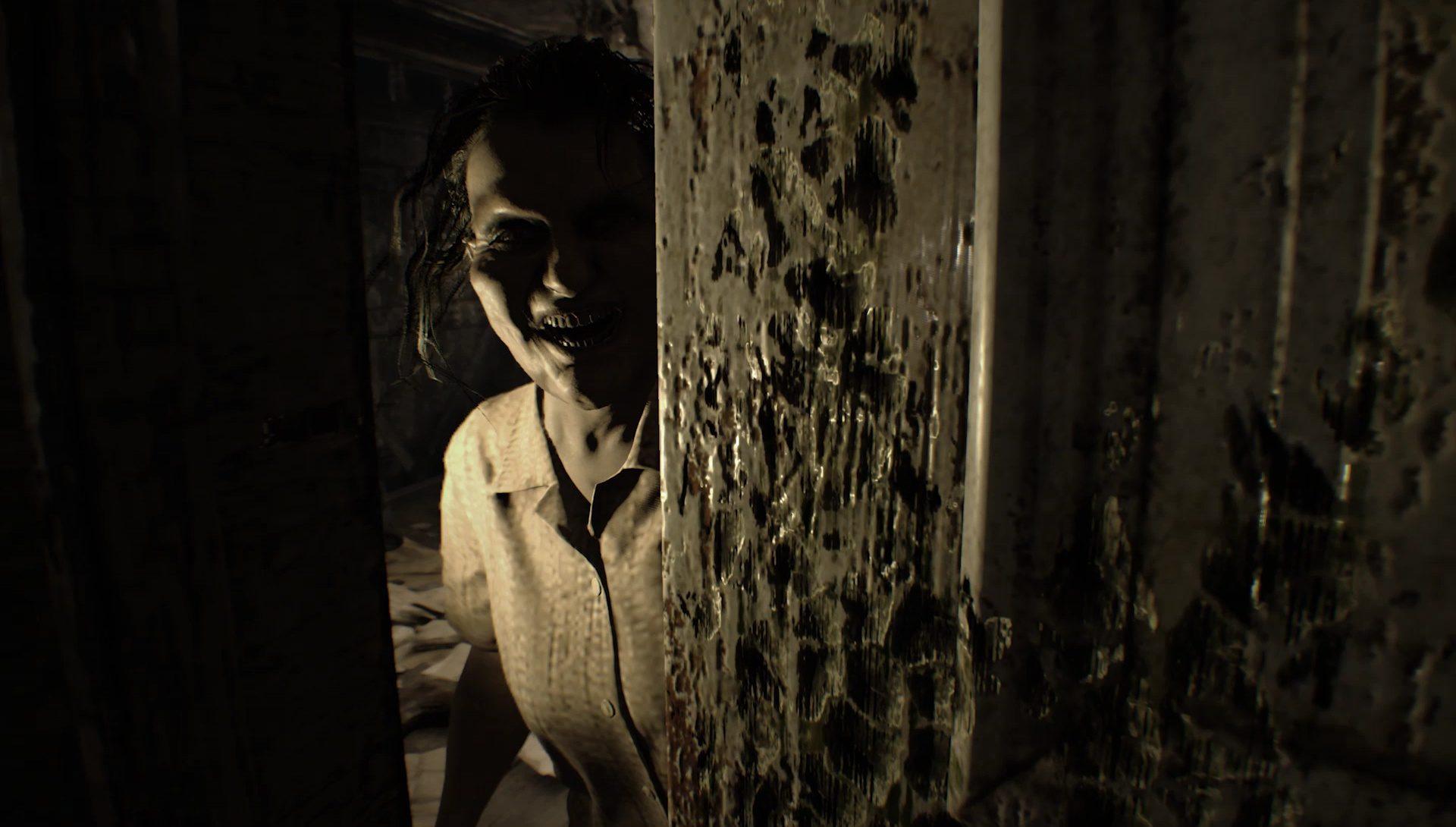 Самые лучшие хоррор игры - Resident Evil 7: Biohazard