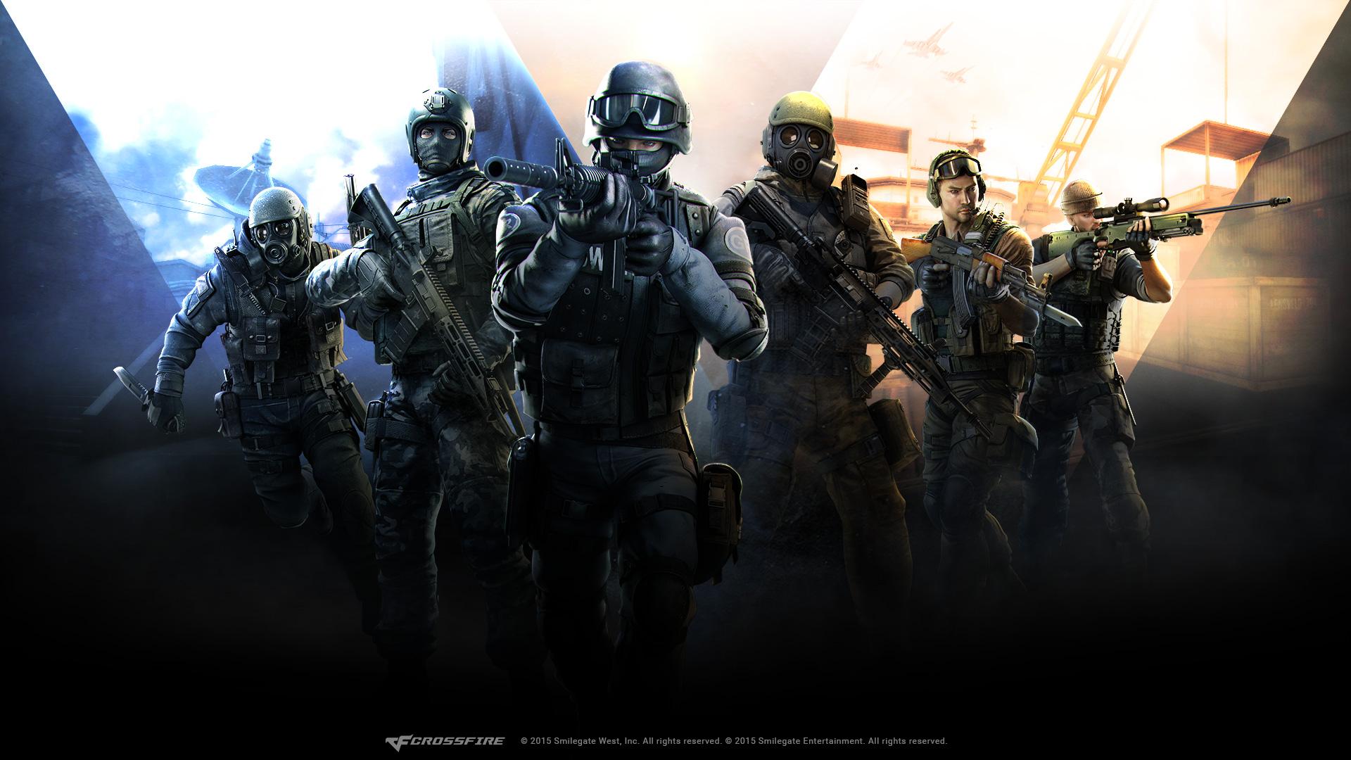 Обзор на онлайн игру Crossfire