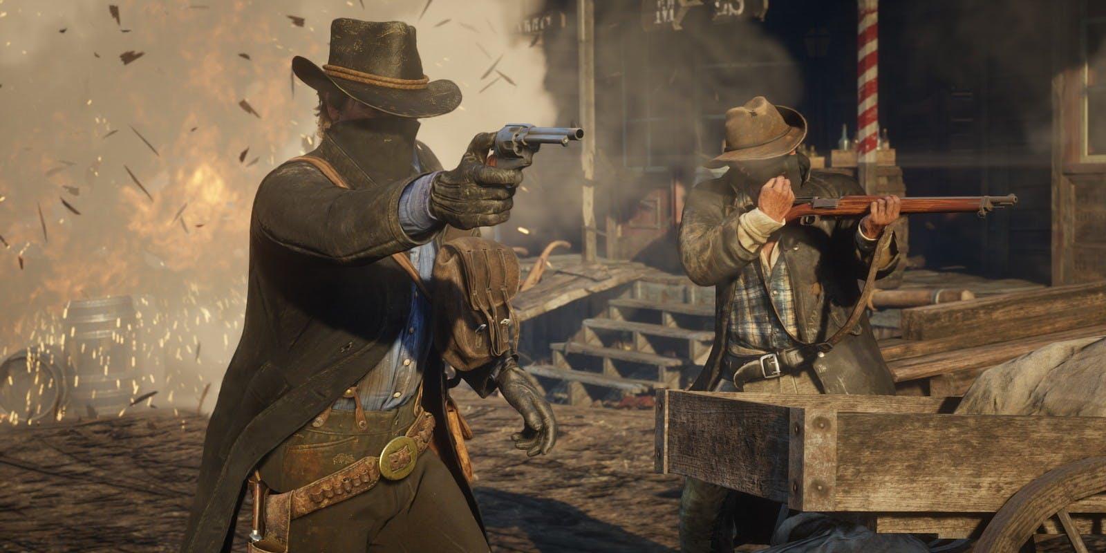 Аргументы «против» выхода Red Dead Redemption 2 на PC