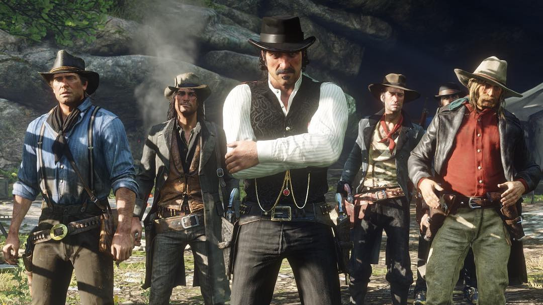 Аргументы «за» выход Red Dead Redemption 2 на PC