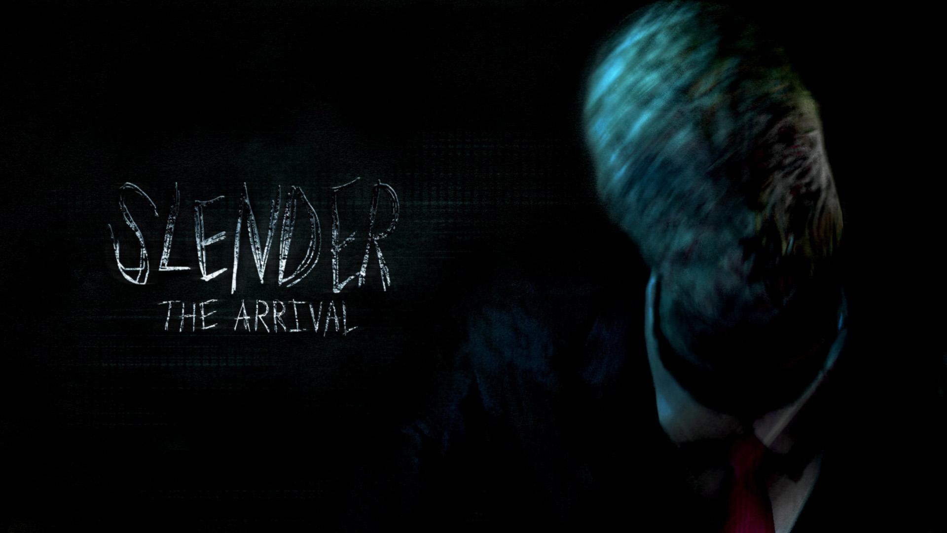 Самые лучшие хоррор игры - Slender: The Arrival