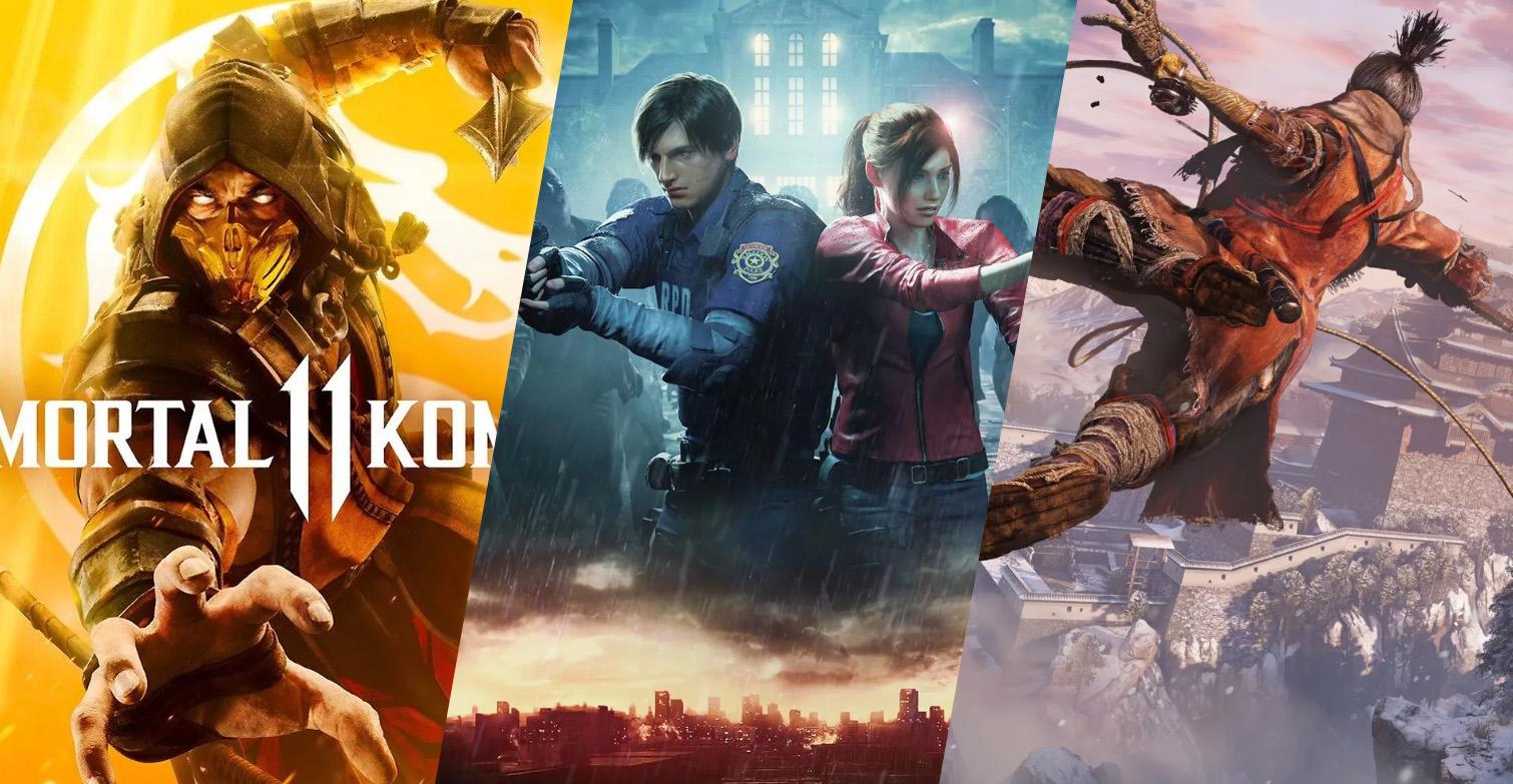 Топ 10 лучших игр за 2019 год на ПК, PS4 и XBOX ONE